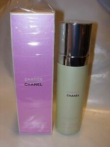 671606e5 Details about CHANEL CHANCE EAU FRAICHE SHEER MOISTURE MIST PERFUME SCENTED  BODY OIL 3.4 oz