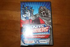 DVD Transformer's Animated