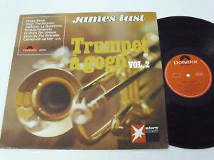 JAMES-LAST-Trumpet-a-gogo-Vol-2-1967-GERMANY-LP-Stern