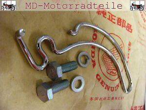 Honda CB 750 Four K0 K1 K2 Halterung Drehzahlmesserwelle und Anbauteile