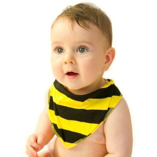 0-18 months NOO Bandana Bib Bee