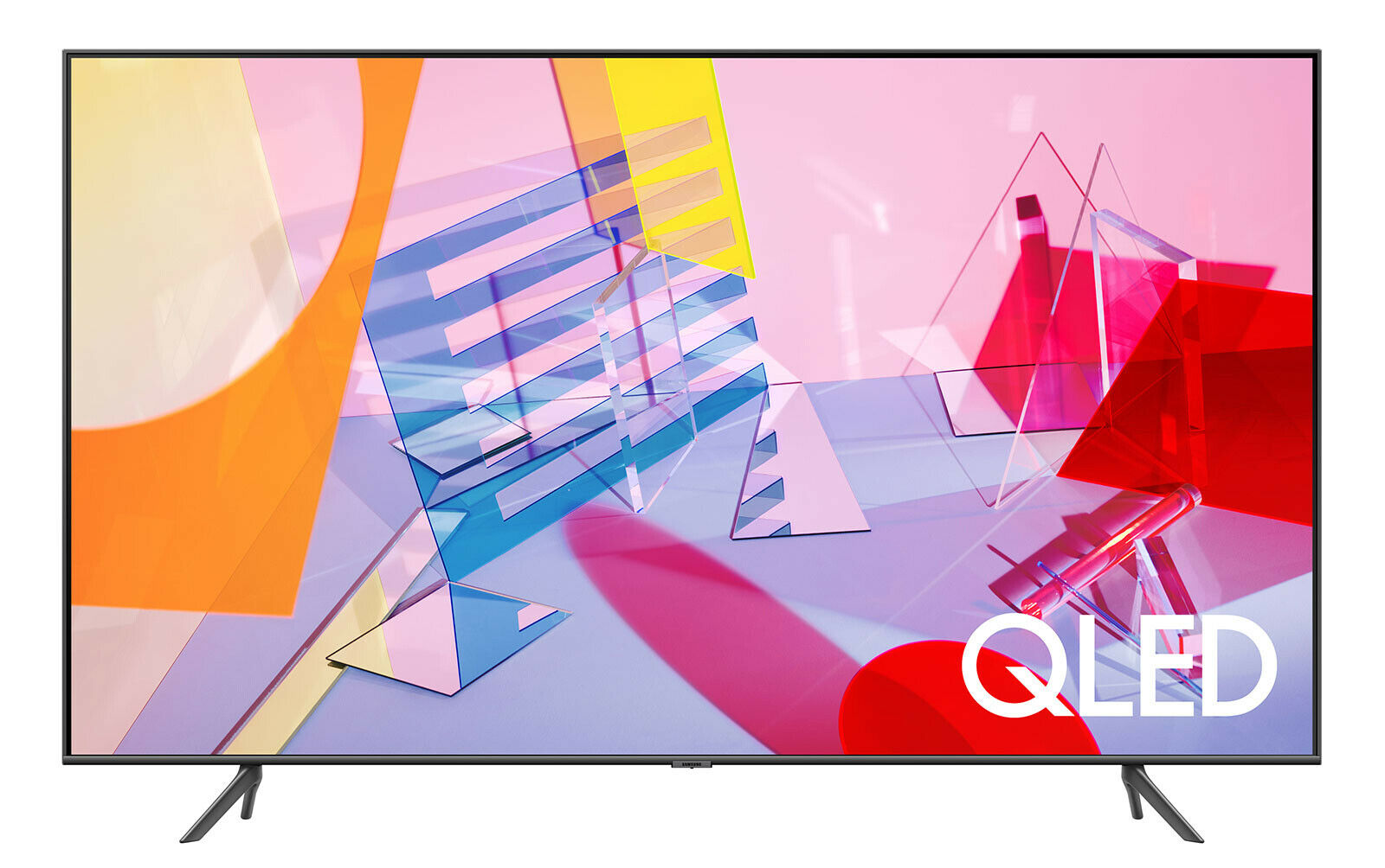 Samsung QN75Q60TAFXZA 65 4K QLED Smart TV - Titan Gray. Available Now for 1259.00