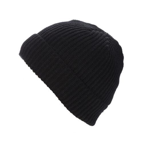 Men Women Slouch Baggy Oversized Winter Warm Ski Rib Knit Beanie Hat Cap Hip-Hop