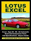 Lotus Excel Road Test Portfolio by Brooklands Books Ltd (Paperback, 2011)