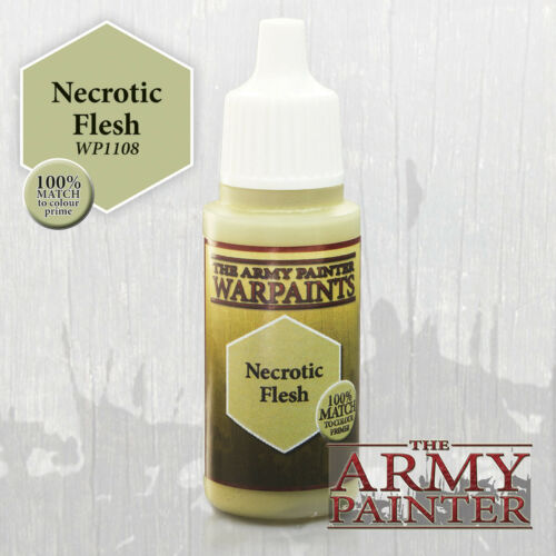 *The Army Painter* Warpaint Necrotic Flesh