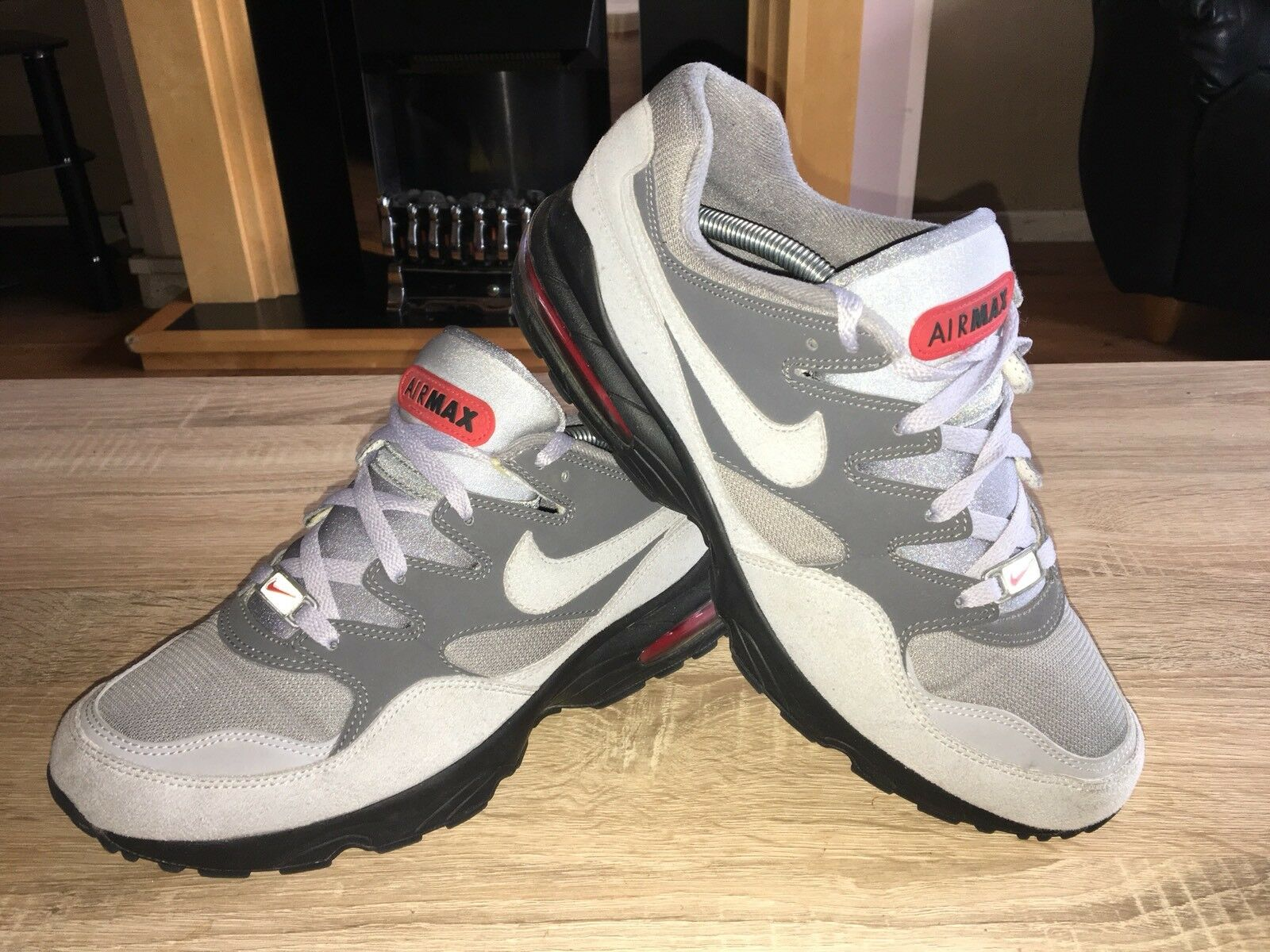 Nike Air Max Triax 94 UK10 homme Trainers Sneakers 747997-002