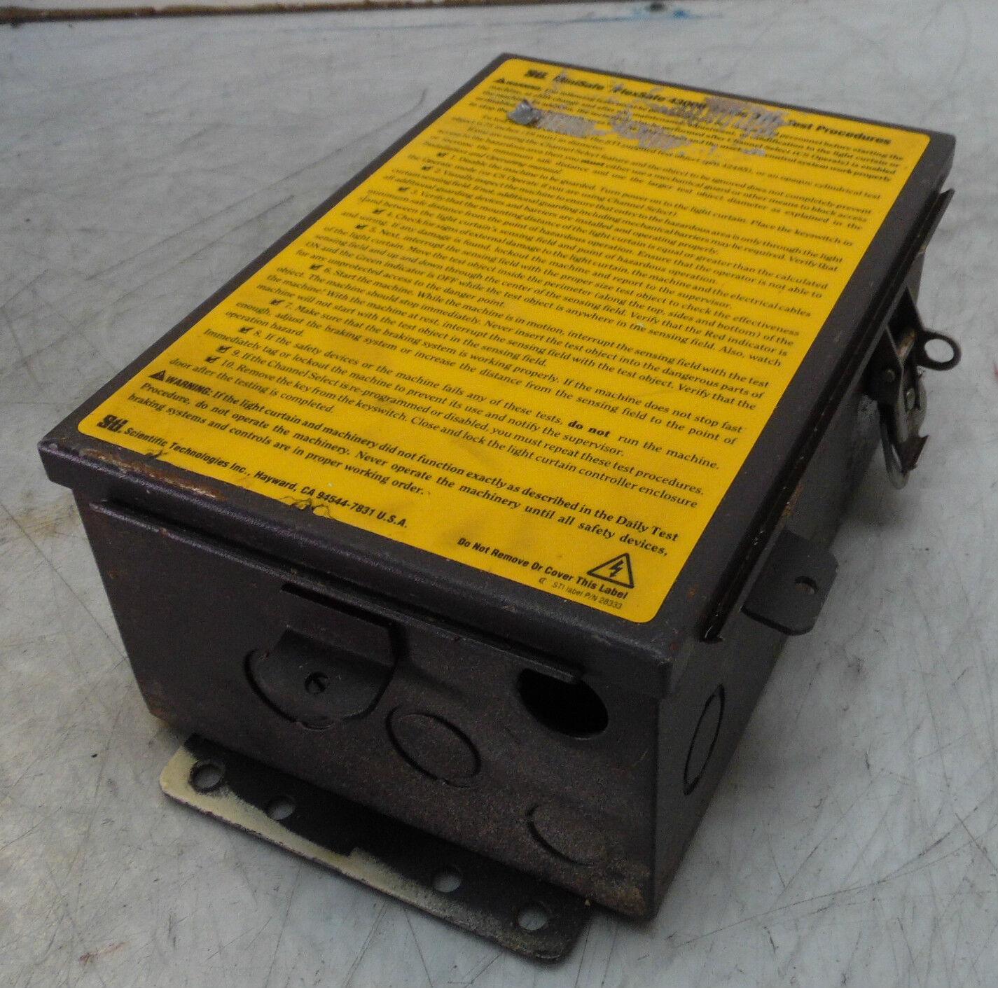 STI Minisafe Controller, B, Used, Warranty