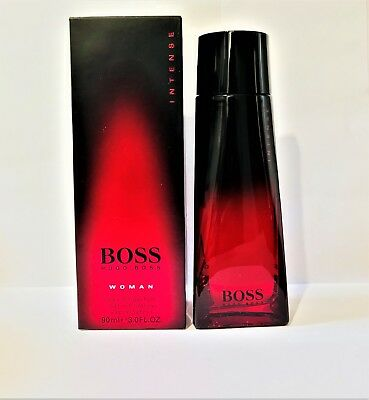 boss intense woman
