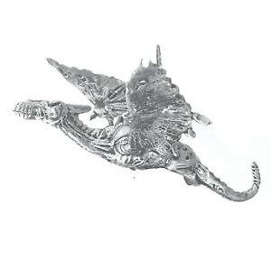 Undead-Wraith-on-Winged-Beast-Warhammer-Fantasy-Armies-28mm-Unpainted-Wargame