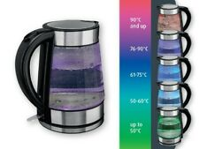 Silvercrest Colour Changing Glass