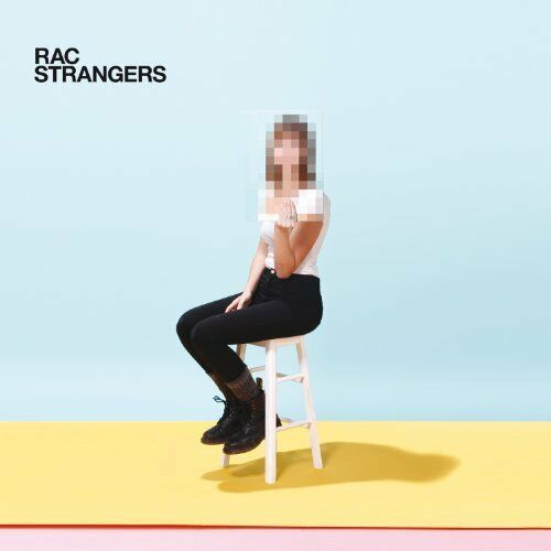 RAC-STRANGERS  CD NEW