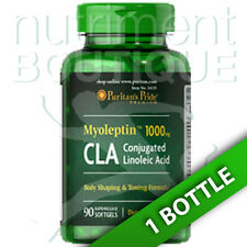 CLA 1000 mg Super Strength Myo-Leptin™ 90 Softgel by Puritan's Pride