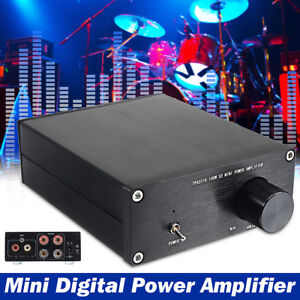 100W-2-Mini-Digital-Power-Amplifier-TPA3116D2-2-Channel-HiFi-Stereo-Subwoofer