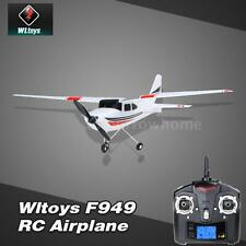 Wltoys F949 2.4G 3Ch RC Airplane Fixed-Wing Plane Helicopter Remote Control I3S9