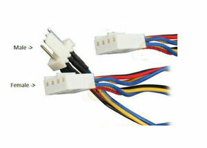 official supplier special for shoe the best attitude Details about AOC CB-PWM-Y-6 2 x 4PIN PWM (Female) to 1 x 4Pin PWM (Male) Y  SPlit Cable