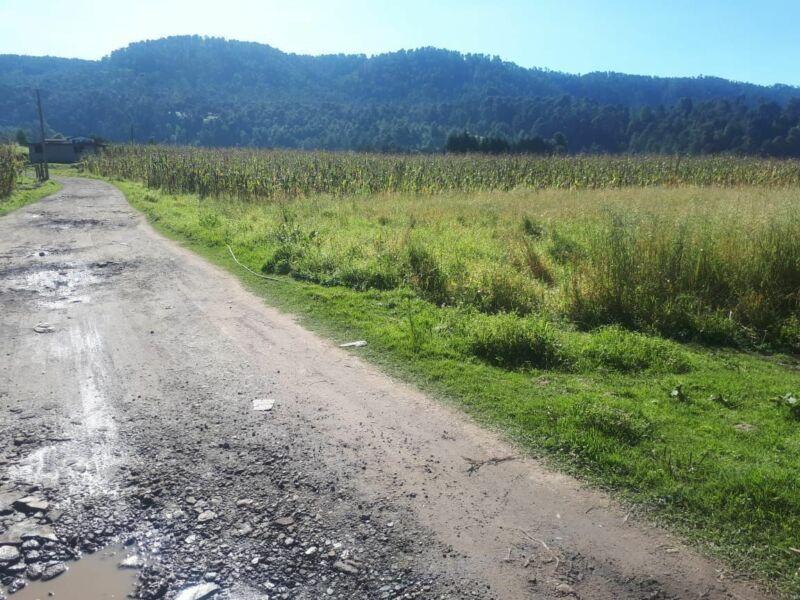 Terreno en venta en Los Saucos, Valle de Bravo