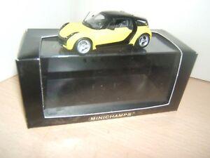 Smart Roadster Coupe 1/43 Minichamps