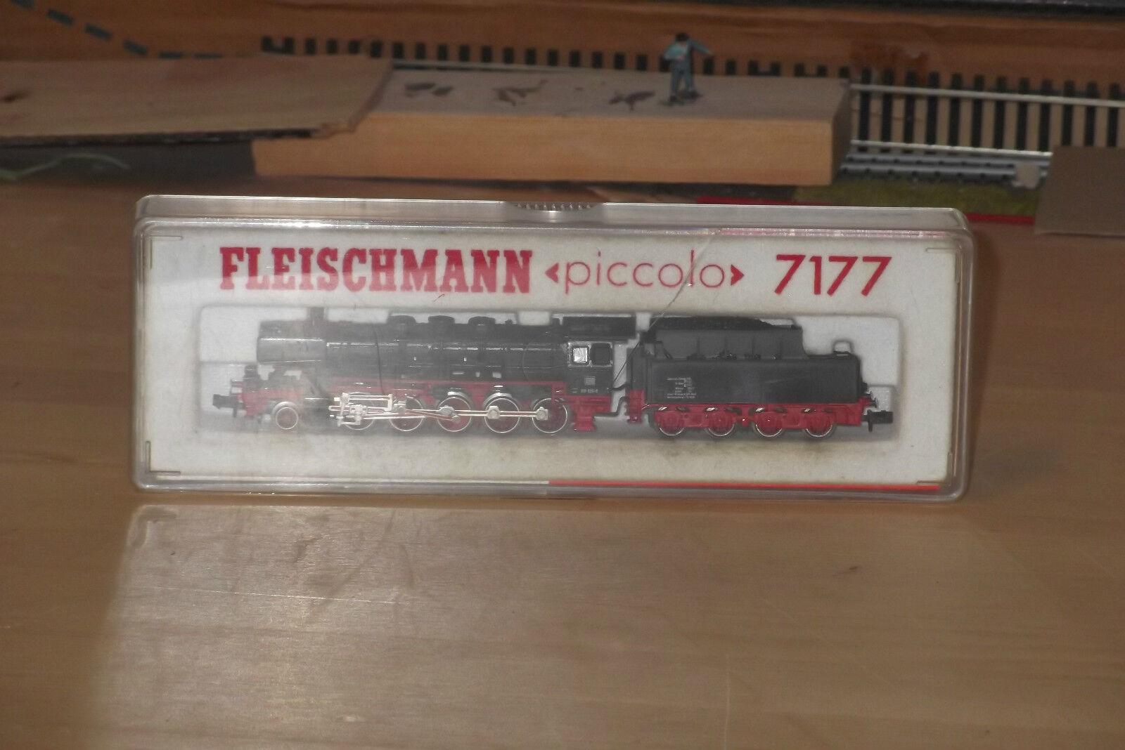 FLEISCHMANN piccolo 7177   2-10-0 2-10-0 2-10-0 Heavy Loco d0ff53