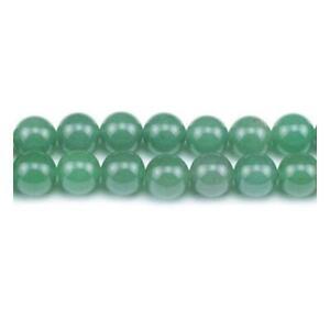 Aventurine Round Beads 6mm Blue 60 Pcs Gemstones DIY Jewellery Making Crafts