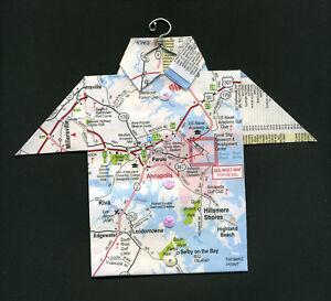 Origami-Map-Shirt-Annapolis-Parole-Riva-Hillsmere-Shores-Edgewater-Maryland