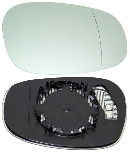 Vetro Specchietto Retrovisore Riscaldabile Per BMW Series 3 E90/E91 SDN/COMBI DX