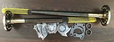 """NEW TDS 4140 FORGED STEEL FORD 9"""" INCH 35 SPLINE CTL AXLES 1 PAIR (2) W/HARDWARE"""