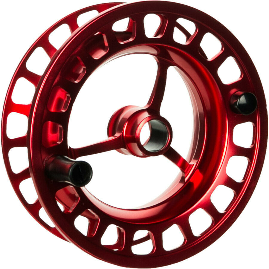 SAGE Fly Reel 4280  7-8 SPOOL ONLY  Ember   rot Farbe