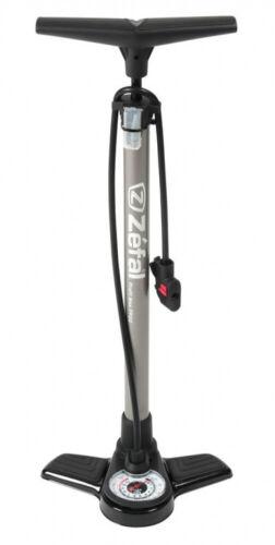 Zefal Fahrrad Standpumpe Profil Max FP20 grau weiß