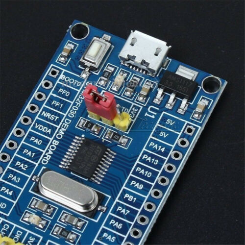 STM32F030F4P6 STM32F407VGT6 ARM Cortex-M4//M0 32bit System Development Board