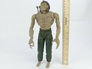 Max-Steel-Long-Neck-BIO-CONSTRICTOR-12-inch-Action-Figure-Mattel-1998