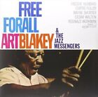 Art Blakey and The Jazz Messengers for All LP 4 Track Back to Blue 180 Gram