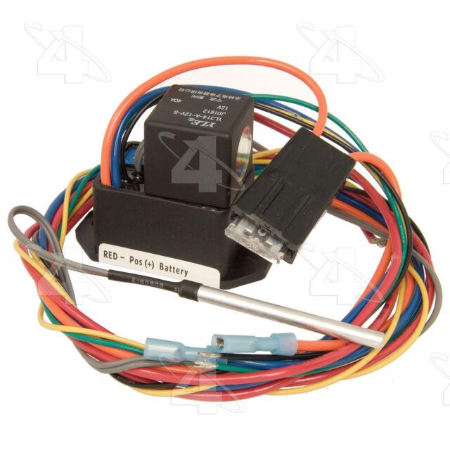 Engine Cooling Fan Controller Hayden 3647 for sale online | eBay | Pt Cooling Fan Wiring Harness |  | eBay
