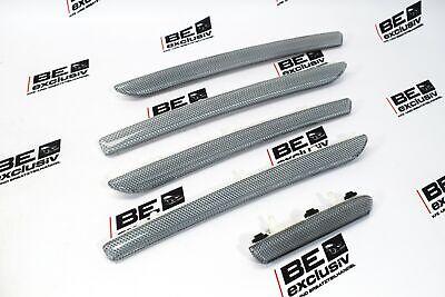 Sport Back 4/pezzi 8/V ornamentali inserto in alluminio Original Audi Sill Audi A3/