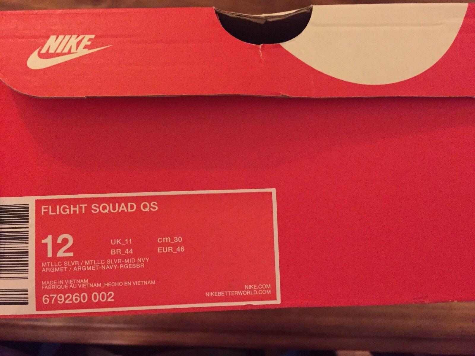 Nike FLIGHT FLIGHT FLIGHT SQUAD Us 12 7cf1e0