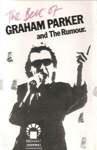 Graham-Parker-The-Best-Of-Import-Cassette-Tape