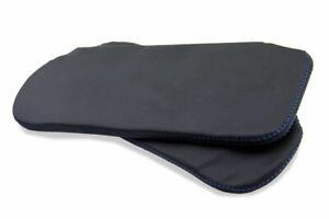 Chevrolet Camaro Firebird  Sunvisor Set Leather cover Beige Stitch for 93-02