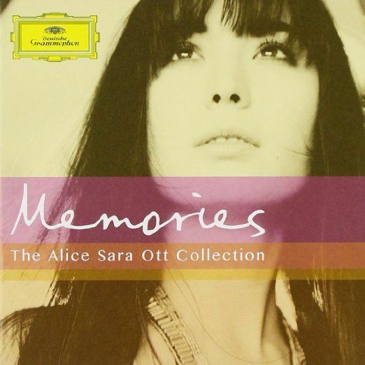 ALICE SARA OTT-MEMORIES - BEST OF ALICE SARA OTT --JAPAN SHM-CD BONUS TRACK G00