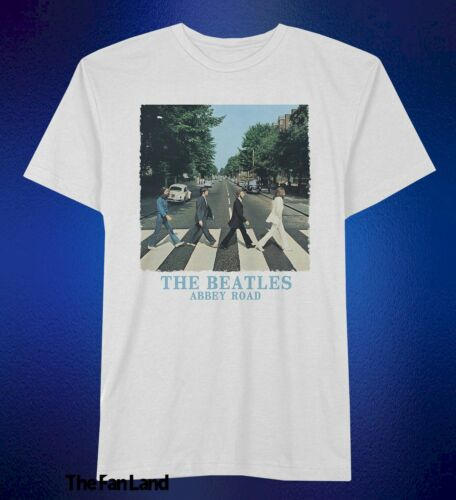 New The Beatles Men/'s Abbey Road 1969 Retro Vintage T-Shirt