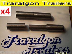 ute kart 4x tailgate hinges for trailer, go kart, UTE, camper, door, window  ute kart
