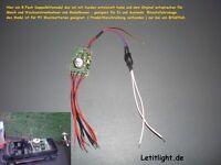 ES1 Doppelblitz 5 fach -Modul,mit Kunden entwickelt nach den orginal Fahrzeugen