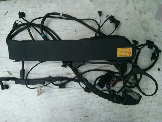 Mercedes Benz C280 Engine Harness Updated Delphi 1997