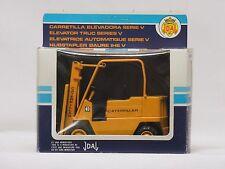 Joal#215 Elevator Truck CATERPILLAR 1:70 Scale MINT/OB 1980's