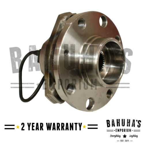 FRONT WHEEL BEARING HUB /& ABS FOR VAUXHALL ASTRA H MK5 2004-2014 4 STUD FITTING