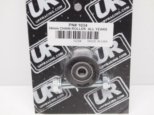 Kawasaki KFX450 Upper Chain Roller with Bolt 34mm UPP Racing 1034