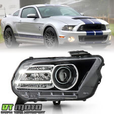 2013 2014 Ford Mustang Hidxenon Withled Projector Headlight Passenger Replacement Fits Mustang