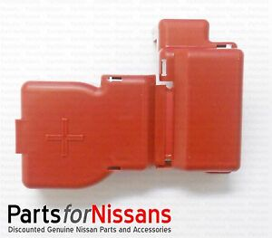 Image Is Loading Genuine Nissan Top Post Battery Terminal Protector Cover