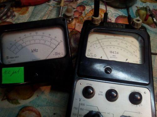 Mikroampermeter 100 mkA.Getestet