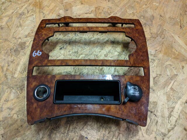 Jeep Grand Cherokee WK Wh Fascia Center Console Trim