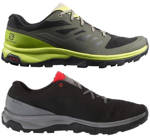 SALOMON Outline  de Marche de Randonn _eBaskets scarpe pour uomo Nouveau  qualità garantita