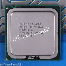 100% OK SLAWR Intel Core 2 Quad Q9450 2.66 GHz Quad-Core Processor CPU